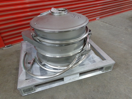 750 mm (30″), Russell Spare Decks for Vibrating Screen