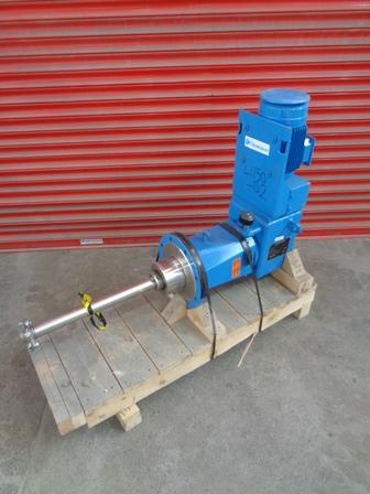 2.95HP 1430RPM CHEMINEER MODEL 1-HSNS-3