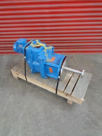 1.00HP  920RPM CHEMINEER MODEL 1-GTNC-1
