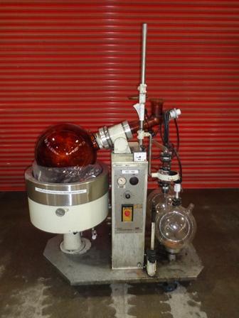 Buchi Model 185EX Glass Rotavapor