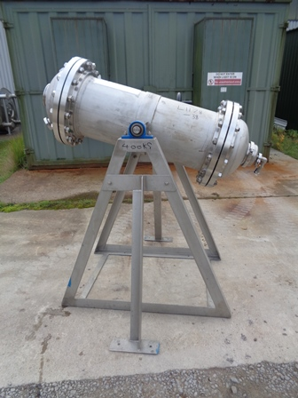 406mm X 1016mm Stainless Steel Charcoal Filter Column