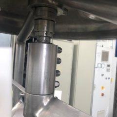 120 Litre, 1.38 Bar Internal, 3.45 Bar Jacket, 316 Stainless Steel Vessel, Used Refurbished
