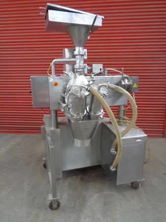 3.3 HP Stainless Steel Fitzpatrick Model D6A Fitzmill