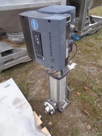 1.6″ X 1.6″ 11 GPM Grundfos CRNE 3 Pump