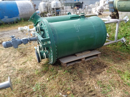 800 LItre Forbes UPVC Vertical Mixing Vessel