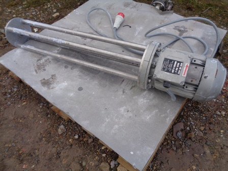 Litre  Stainless Steel High Shear Mixer