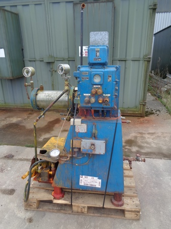 1 Gal. Eiger Model 5L SSE EXD Stainless Steel Bead Mill