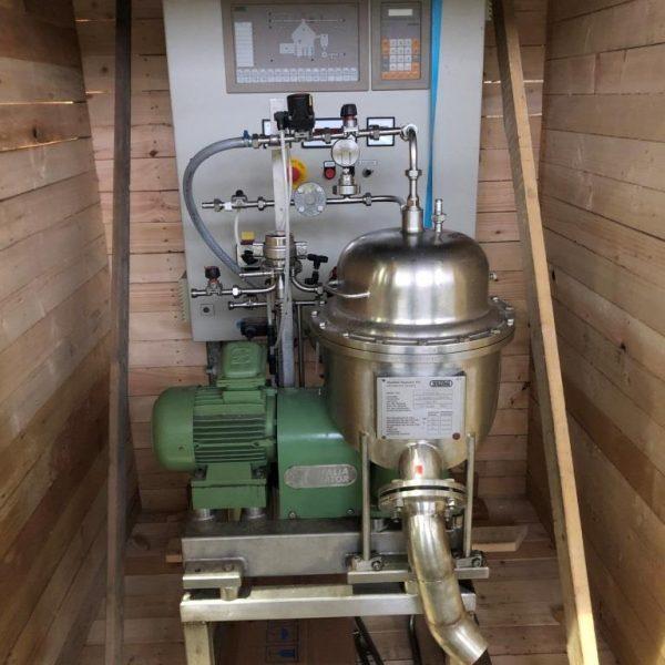 Westfalia CSA1-06-475 Stainless Steel Centrifuge
