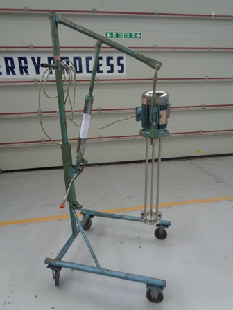 Buy and Sell Used High Shear Dispersion Mixers Europe