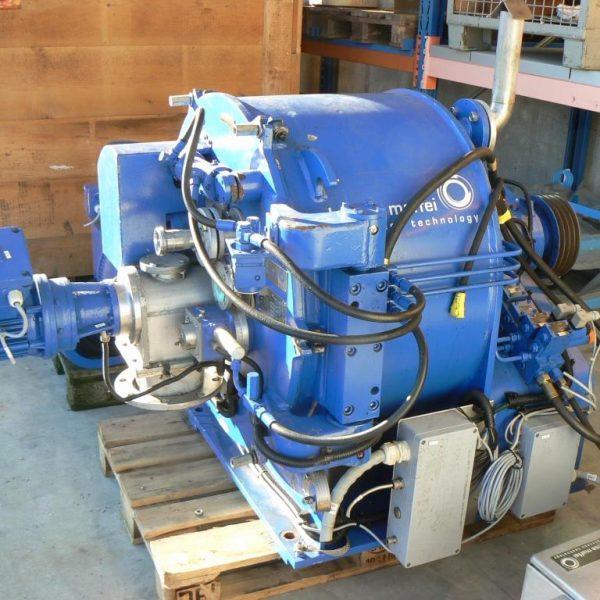24″ Krauss Maffei HZ63/0.6 Peeler Centrifuge