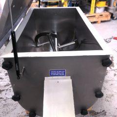 240 Litre Winkworth Model UT240 Stainless Steel Ribbon Blender, Used Refurbished