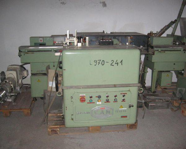 CAM 100 P/MIN 71 X 35 X 117 MM CARTONER