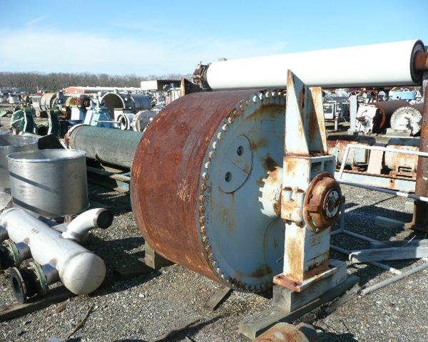 60″ X 30″ Beloit Yankee Dryer Can