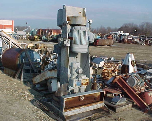 8 Gal. Chicago Boiler Model 8P Red Head Sand Mill