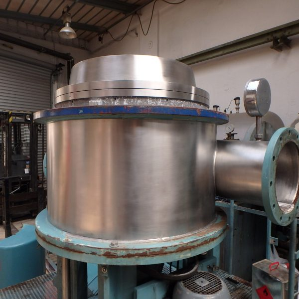 """Alfa Laval Model CT-6 """"Centritherm"""" Stainless Steel Centrifugal Evaporation Unit"""