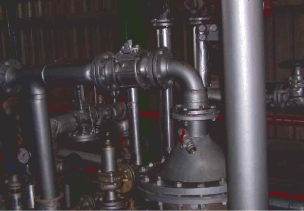 Continuous Saponification Plant, 3000 Kg/Hr