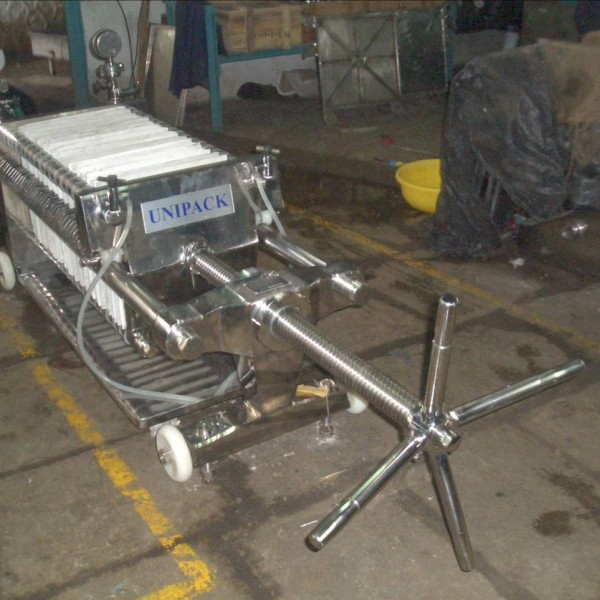 New Stainless Steel Plate and Frame Filter Press