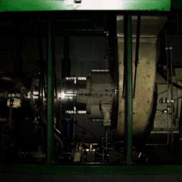 4500 kW 10000 Volts 50 Hz Turbo Mach Spa. Turbo Gas Cogen Plant