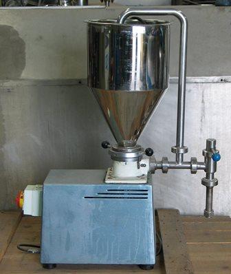 3 HP Probst & Class Viscosator Stainless Steel Colloid Mill