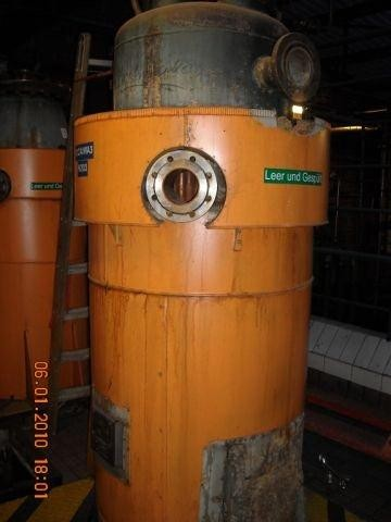 100 Sq. M. Paul Schwingel Gmbh Vertical Tubular Heat Exchanger