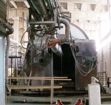 157″ X 190′ Humboldt Rotary Cement Kiln