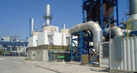8730 kW 11000 Volts 50 Hz Wartsila Gas Units