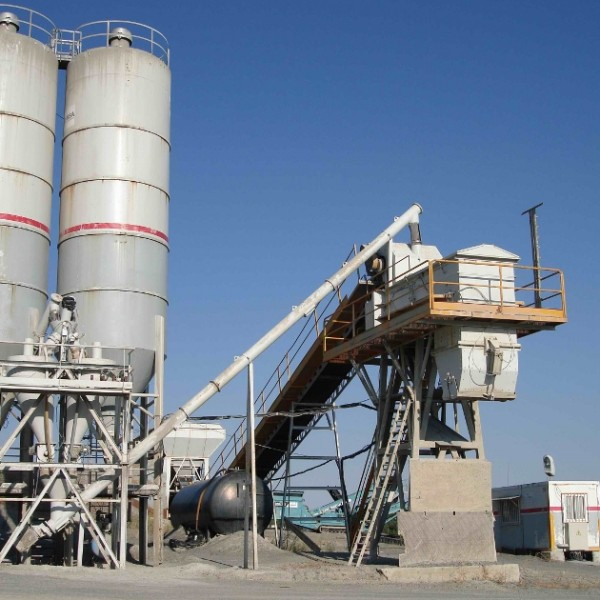 Fabremasa MZF-5 Cement Mixing Plant, 400 Tons/Hr