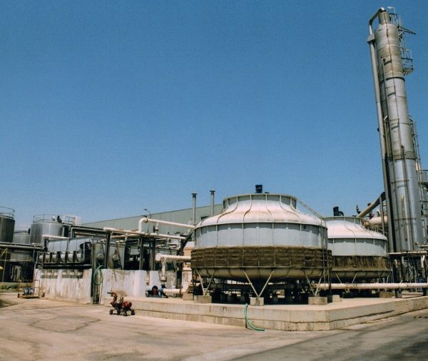 Formaldehyde Plant, 200 TPD