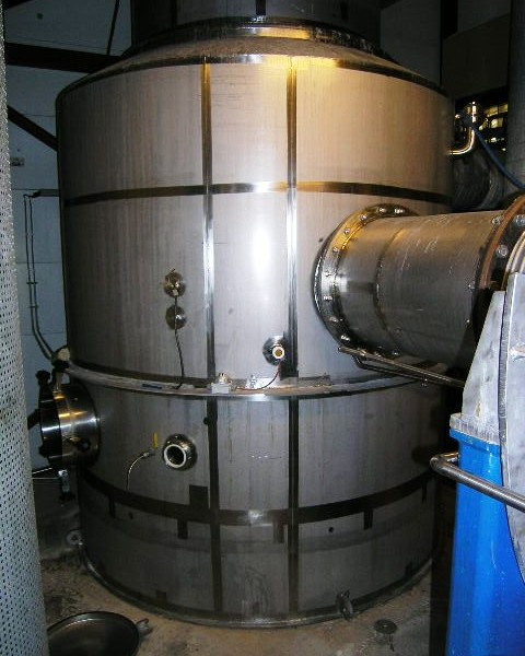 4200 kg/Hour (9259#/Hour), 1-Effect, Falling Film Evaporator
