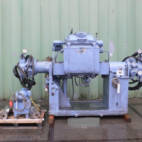 170 Litre Werner & Pfleiderer Model UK-80 K4UH Stainless Steel Z Blade Mixer