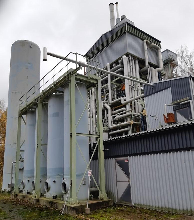 Hydrogen Plant (Steam Methane Reformer), 1700 Nm3/Hr