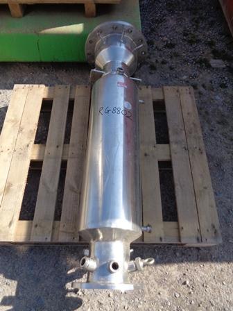 160mm X 1340mm Quinn Engineers 1.9 Bar Stainless Steel Gas Lift Column
