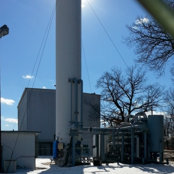 Nitrogen Plant with Capacity 25 Tons/Day