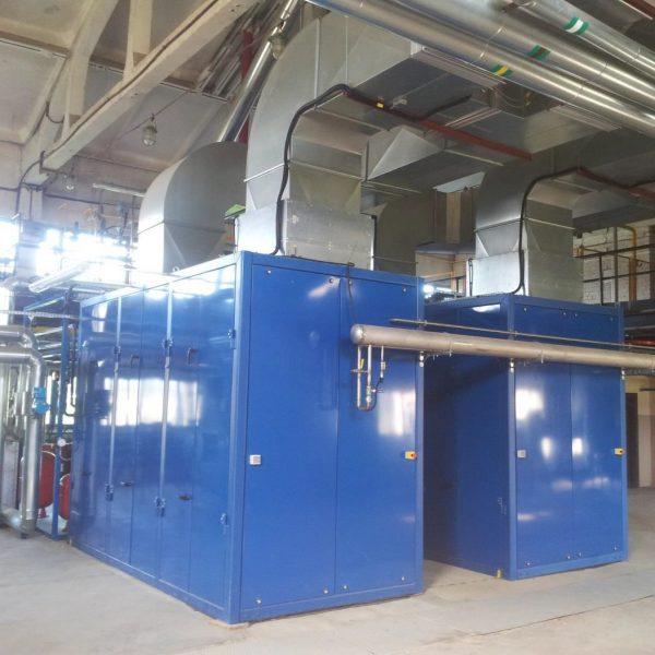 400 kW 380 Volts 50 Hz Biogas Generator Set