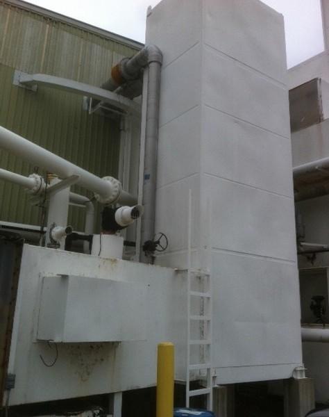 Stand Alone Nitrogen Liquefier Unit, 200 Short Tons/Day