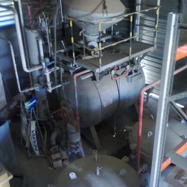 Acetylene Plant, 25 M3/Hr