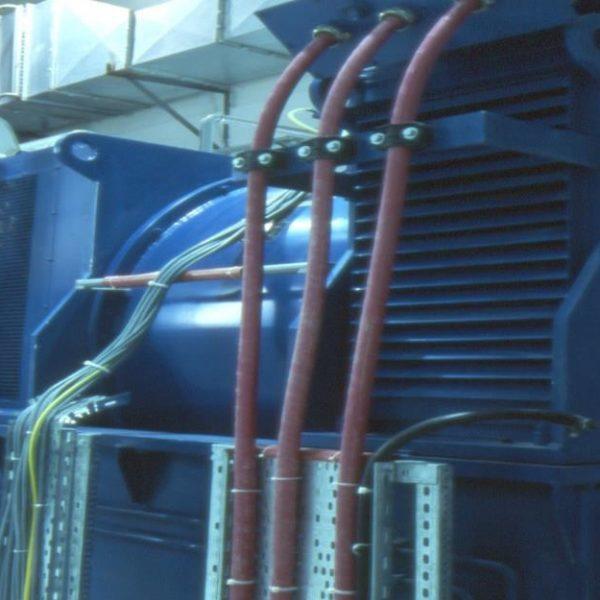 7832 kW 11000 Volts 50 Hz Deutz Power Plant