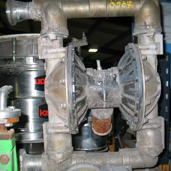 Buy and sell used diaphragm pumps europe perry process equipment uk 2 verder type va50 double diaphragm pump ccuart Image collections