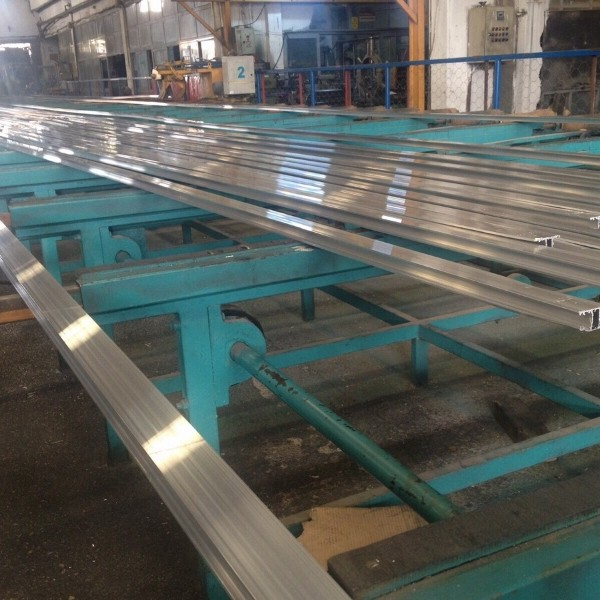 Aluminium Profile Extrusion Line, 150 Tons/Month