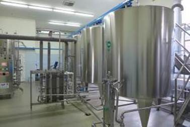 6000 BPH PET FORM AND FILLING LINE