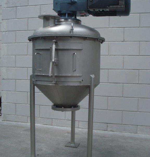 200 LTR SS MODEL 200-VLMR   4KW RIBBON BLENDER