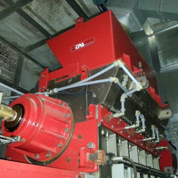 Tyre Recycling Line, 2500 Kg/Hr