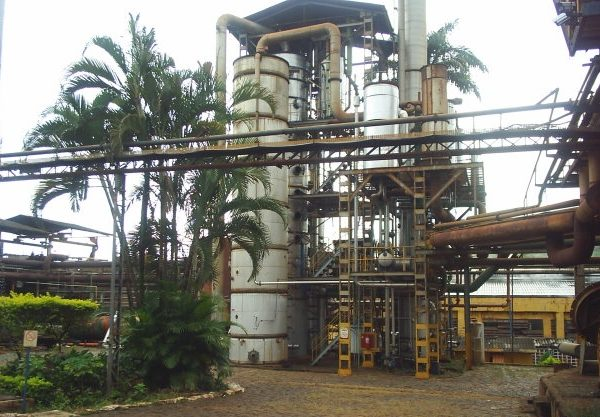 150,000 LPD Bioethanol Distillery from Cane