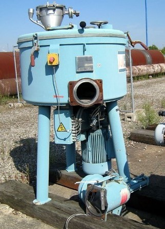 400 Litre Papenmeier Stainless Steel Mixer