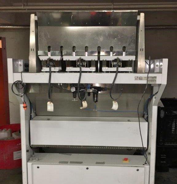 SATAKE SMII-820XE PVC SORTER