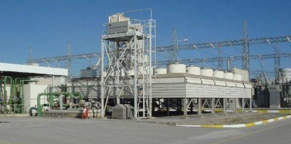 65000 kW 50 Hz GE Power Plant