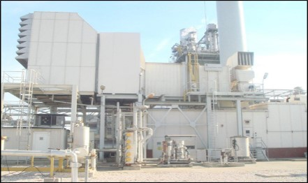 Used 130 MW GE Power Plant