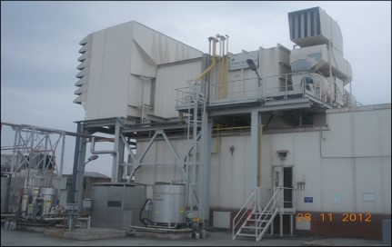 Used 65 MW GE Power Plant