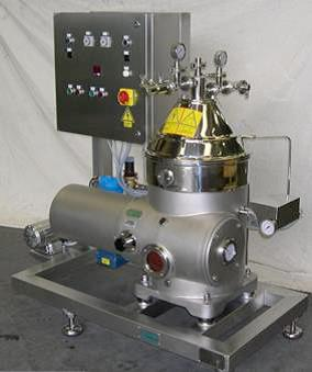 Seital Italy Stainless Steel Separator Centrifuge