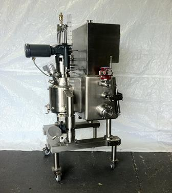 0.05 Square Meter Model FD250 Hastelloy Filter/Dryer